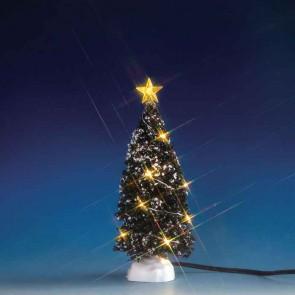 Lemax Clear Light Evergreen Tree