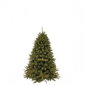 Triumph Tree Forest frosted pine kunstkerstboom groen TIPS 396 - h120xd99cm