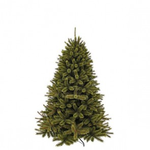 Triumph Tree Forest frosted pine kunstkerstboom groen TIPS 942 - h185xd130cm