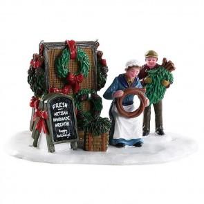 Lemax Handmade Wreaths