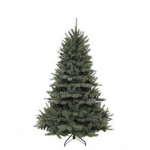 Triumph Tree Forest frosted kunstkerstboom newgrowth blue TIPS 1248 - h215xd14