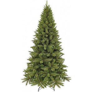 Triumph Tree Forest frosted kerstboom slim groen TIPS 424 - h155xd86cm