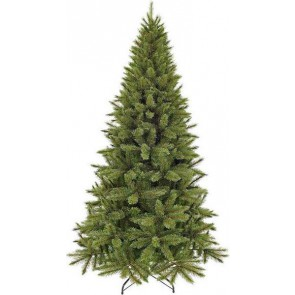 Triumph Tree Forest frosted kerstboom slim groen TIPS 630 - h185xd102cm