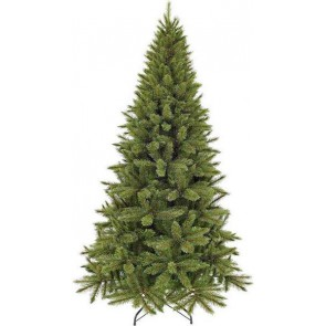 Triumph Tree Forest frosted kerstboom slim groen TIPS 878 - h215xd117cm
