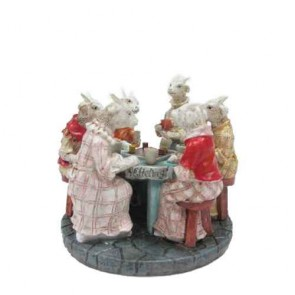 Efteling Zeven geitjes tafel