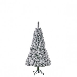Black Box Trees Millington kunstkerstboom groen frosted - h120xd71cm
