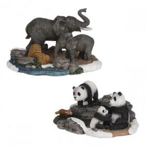 Luville Panda - Elephant 2st