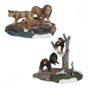 Luville Lion Monkeys 2st
