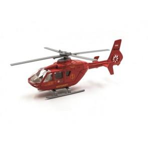 Jägerndorfer Helikopter Noodarts Rood 1:50