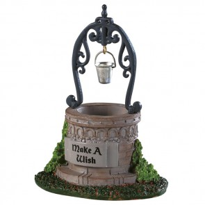 Lemax Victorian Wishing Well