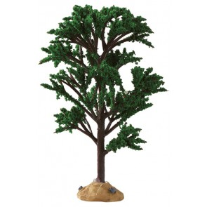 Lemax Green Elm Tree