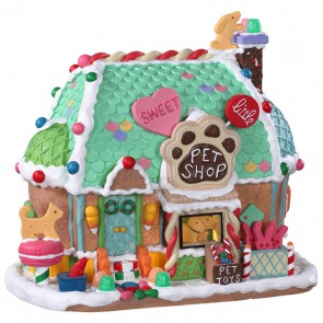 Lemax Sweet Little Pet Shop