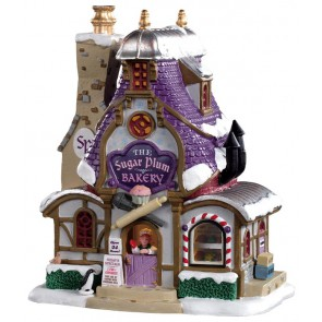 Lemax Sugar Plum Bakery