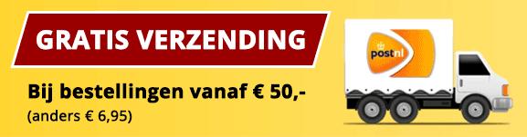 Lemax gratis verzending