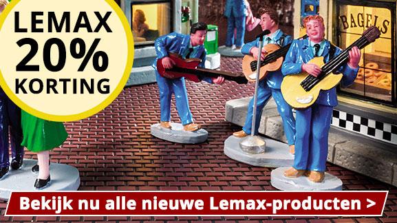 Lemax seizoen 2019