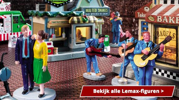 Lemax | Figuren