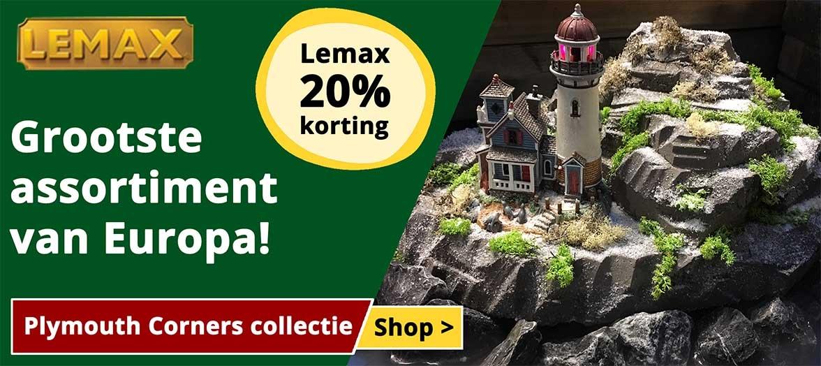 Lemax 2018