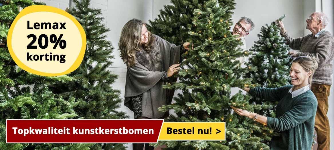 Wishel Kunstkerstbomen | Vandaag besteld, morgen in huis!