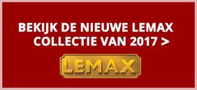 Bekijk de nieuwe Lemax Collectie 2017